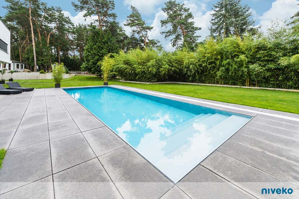 Polystone Pool